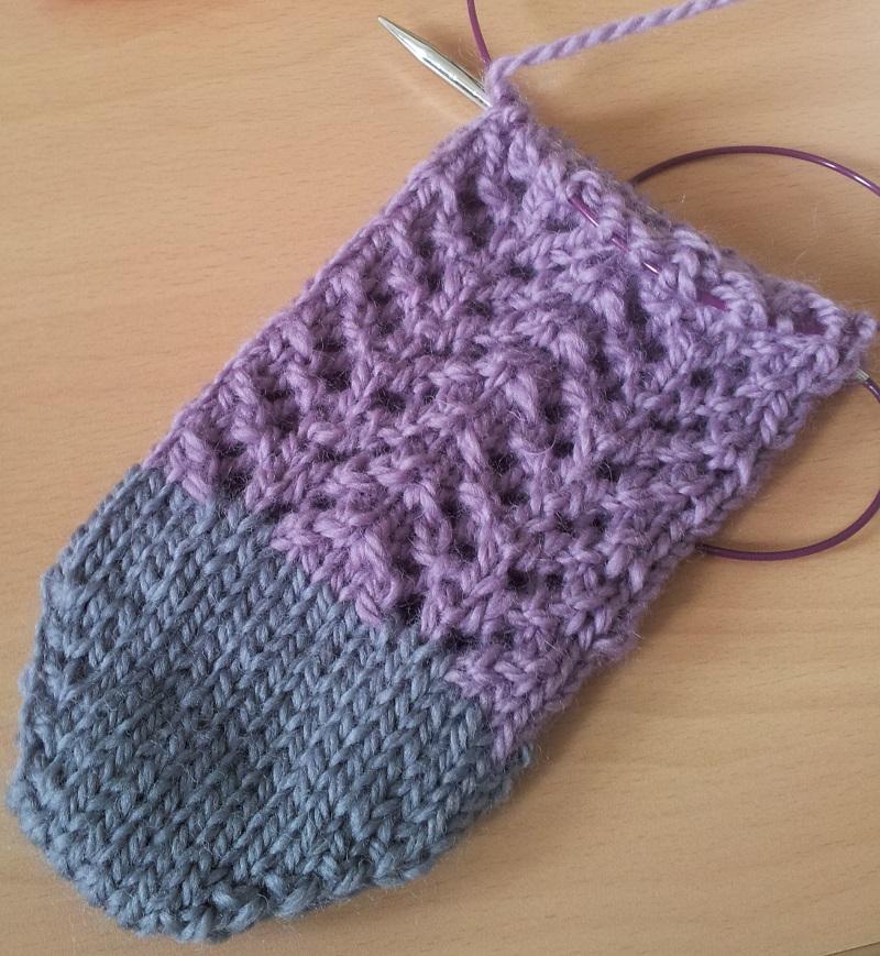 Grandma's Bed Socks