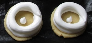 Bakewell pavlova biscuit 2