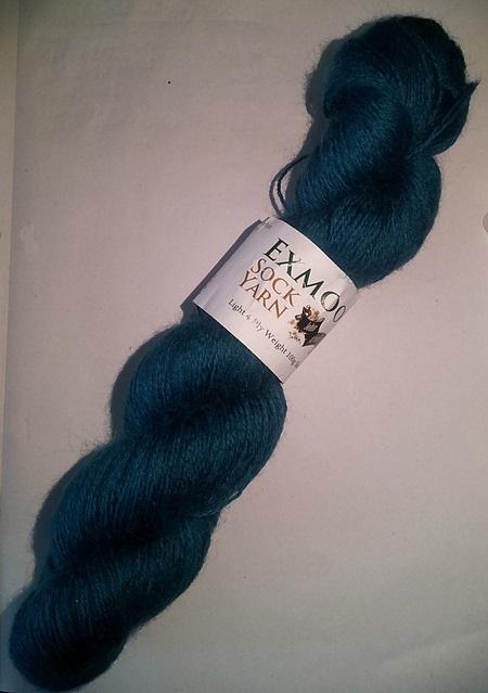 Exmoor Sock Yarn