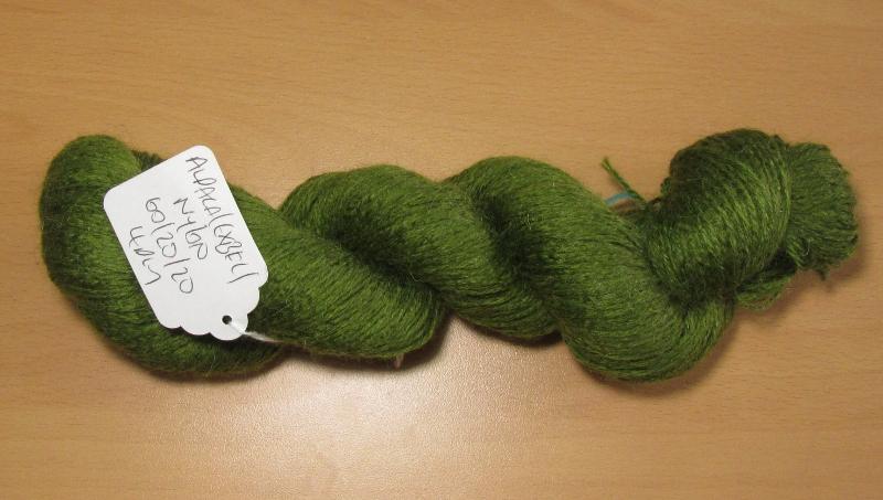 John Arbon Alpaca Sock Yarn