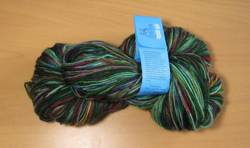Colinette Jitterbug Sock Yarn