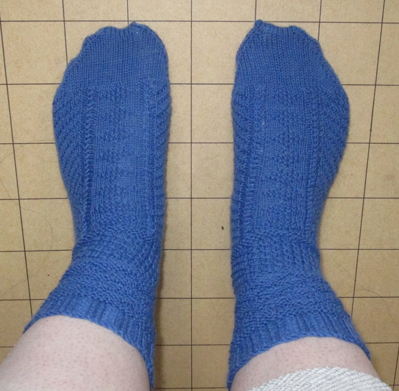 Sock Madness 8 Round 1 Complete