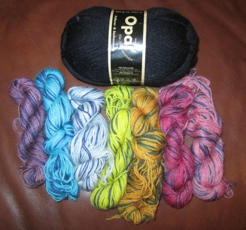 Round 3 Yarn