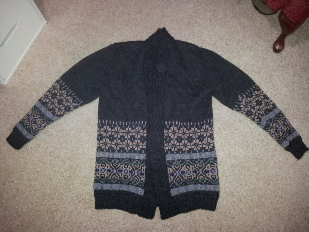 Velvet Morning Cardigan